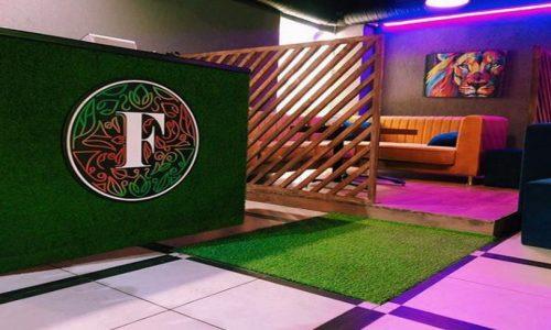 Кальянная Кальянная Fiji Lounge на метро Красносельская по адресу Москва