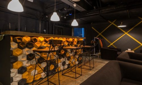 Кальянная Кальянная Scarface Lounge на Красноармейской улице по адресу Россия