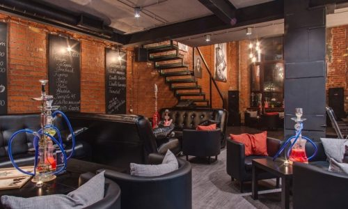 Кальянная Кальянная LEGENDS. Lounge loft по адресу Духовской переулок
