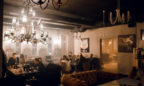 Кальянная Кальянная Lounge cafe KOT по адресу Россия