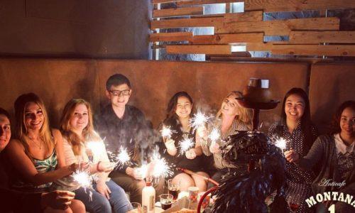 Кальянная Кальянная Lounge Cafe Montana по адресу Новослободская улица
