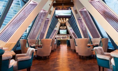 Кальянная Кальянная Мост Restaurant&Lounge по адресу Краснопресненская набережная
