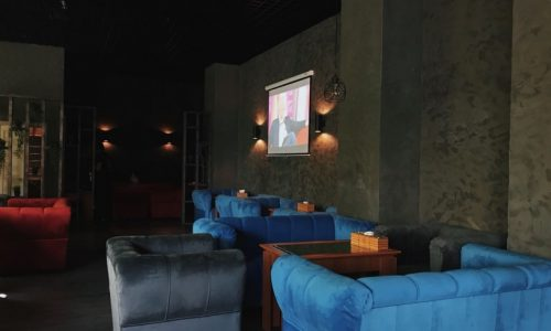 Кальянная Кальянная Мята Lounge Каховская по адресу Керченская улица