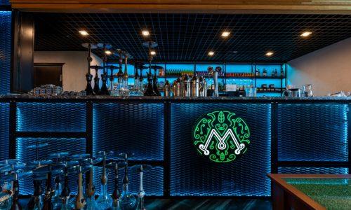 Кальянная Кальянная Мята Lounge Коньково по адресу Россия