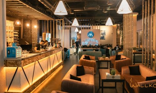 Кальянная Кальянная Мята Lounge Лефортово по адресу Авиамоторная 19