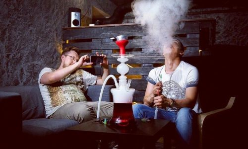 Кальянная На дым