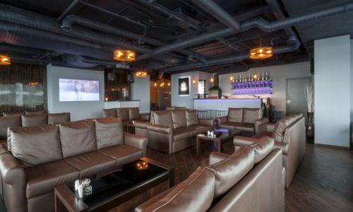 Кальянная Кальянная Nebo Lounge&Bar по адресу Пресненская набережная