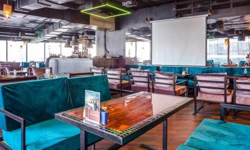 Ресторан Облако 54 Москва Сити