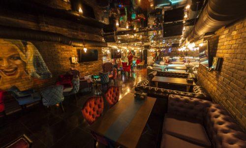 Кальянная Кальянная P4B Lounge по адресу Малая Сухаревская площадь