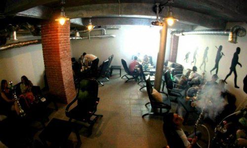 Кальянная Кальянная Qmar Lounge по адресу Ленинградский проспект