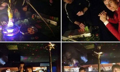 Кальянная Кальянная Sirocco Relax Club Михайловский по адресу 4-й Верхний Михайловский проезд