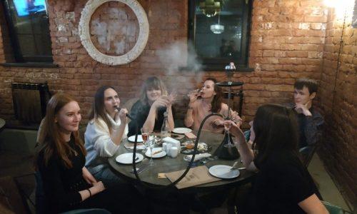 Кальянная Smoke station moscow