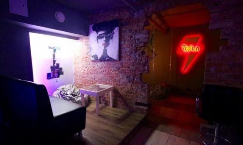 Кальянная Кальянная Tesla Lounge по адресу Измайловское шоссе