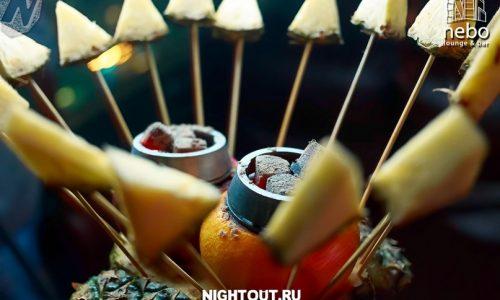 Nebo Lounge&Bar в Москва Сити